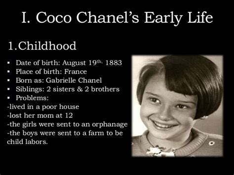Biography Coco Chanel Lifetime | coco chanel