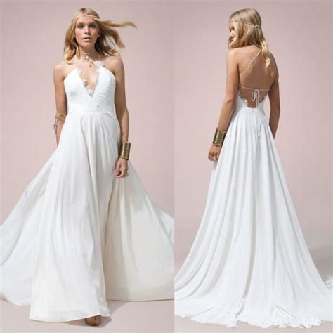 Discount Wedding Dresses China by Discount 2016 Halter Neck Wedding Dress China Lace Top