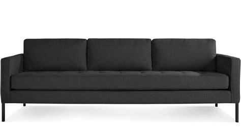 blu dot paramount sofa paramount large sofa hivemodern com