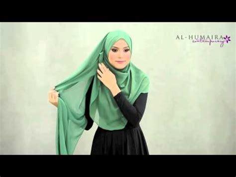 Pasmina Instan Ayesha tutorial wide shawl ala arab funnydog tv