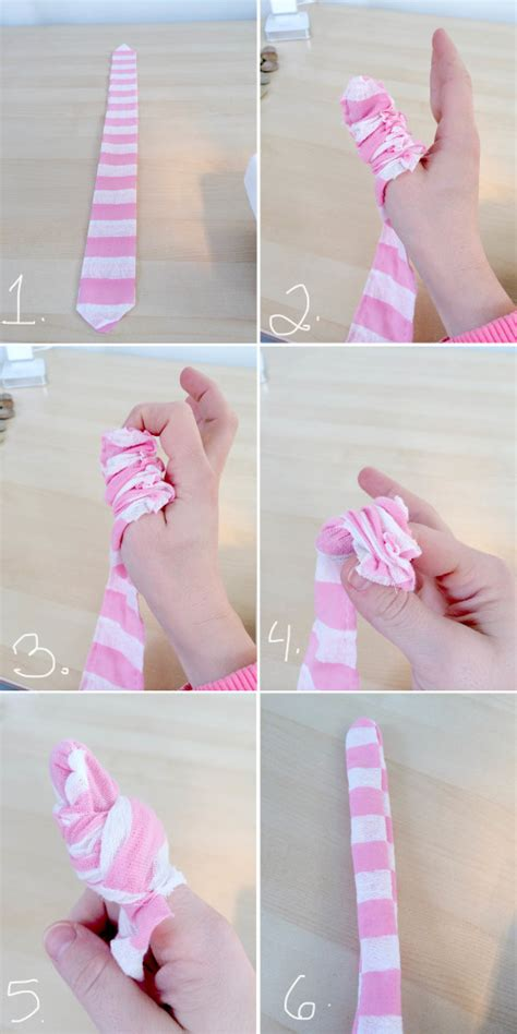 diy head band to hide balding knotted newborn headband tutorial sewing projects and