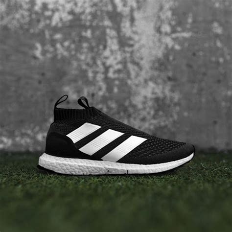 Sepatu Adidas Ace 16 Purecontrol Ultra Boost All Black Premium 3 adidas ace 16 purecontrol ultra boost concepts by mbroidered footy headlines