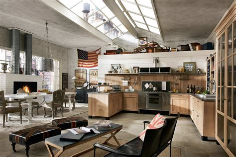 industrial style kitchen designs 18 industrial style designs decorating ideas design