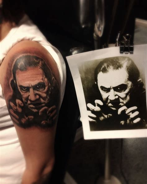 hypnotic tattoo universal monsters hypnotic tattoos las vegas shop