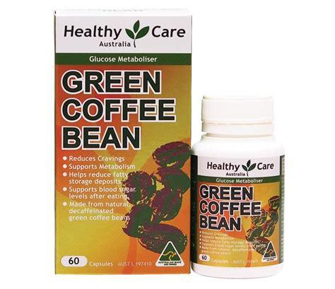 jual green coffee bean 60 cap bhineka