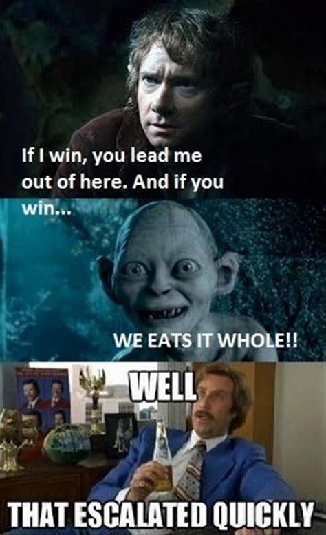 Hobbit Memes - hobbit memes memes