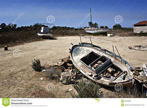 old boat wrecks wrecks of old fishing boats stock photos image 9344293