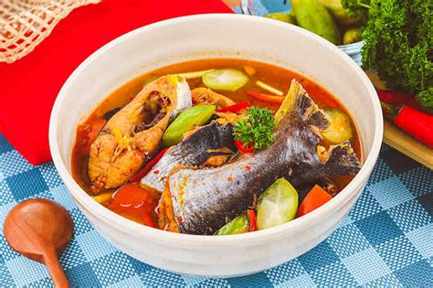 Crispy Ikan Pedas sup ikan asam pedas resep dari dapur