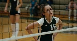 Lily collins volleyball the blind side lily collins in the blind