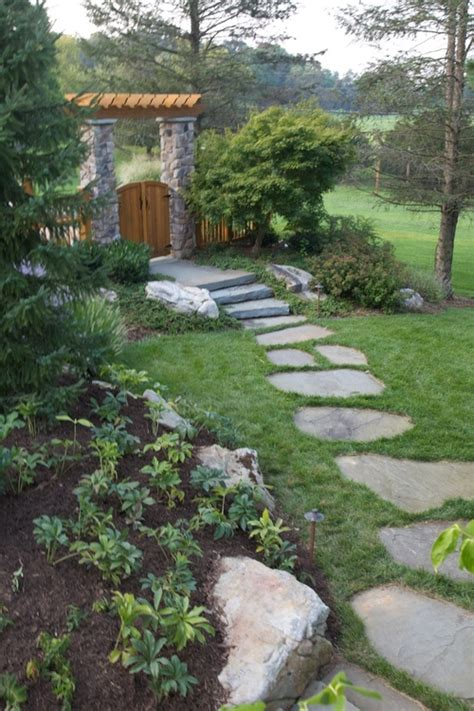 landscaping virginia west virginia retreat surrounds landscape architecture 03 stylish