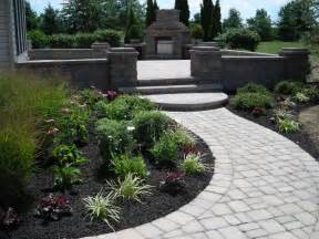 Landscaping And Patio Ideas by Landscape Landscaping Ideas Around Patio Inspiring Green