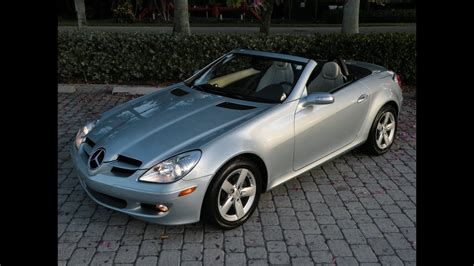 all car manuals free 2007 mercedes benz slk class electronic toll collection 2007 mercedes benz slk class slk280 for sale in fort myers fl youtube
