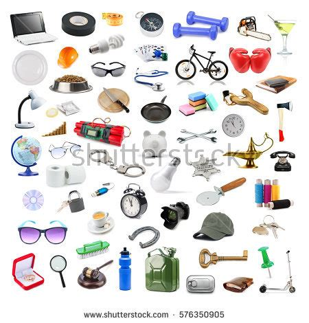 home items household items stock images royalty free images vectors