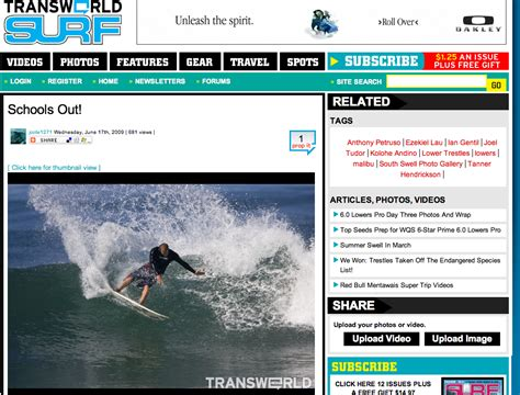 Surfing Site by Lowers Surf Session Walking On Water