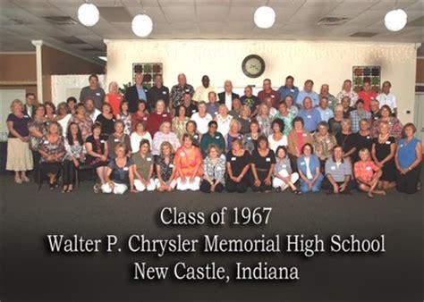 New Castle Chrysler High School by New Castle Walter P Chrysler Memorial High School Class