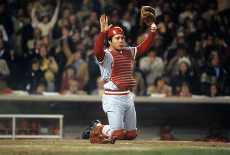 jonny bench rare si photos of johnny bench si com