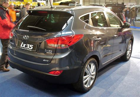 hyundai ix35 hd wallpaper cars