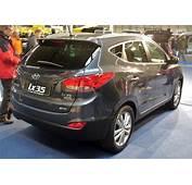 Hyundai Ix35  HD Wallpaper Cars