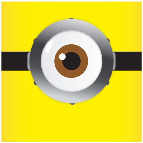 minion eyes printable black and white book of helios personal work minion vision despicable me