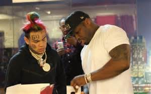 69 rapper lawyer 50 cent and tekashi 6ix9ine shot at during video shoot