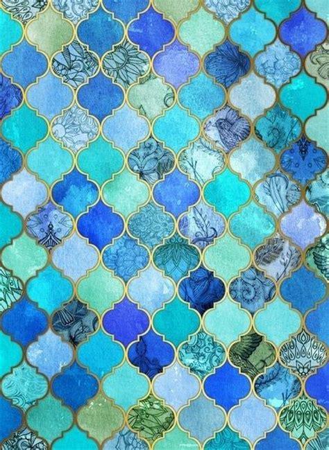 Blue Mosaic Badezimmeraccessoires by Best 25 Blue Tiles Ideas On Fireclay Tile