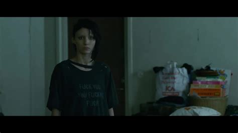 the girl with the dragon tattoo sex the with the guest