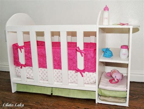 Baby Doll Crib Plans Tiny Dazzles Diy Doll Crib Gift Ideas Diy Doll And Dolls