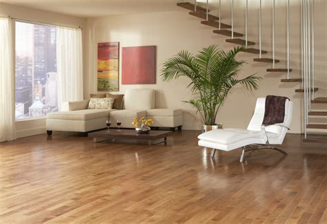 hardwood floors living room preverco hardwood floor yellow birch santa fe colour