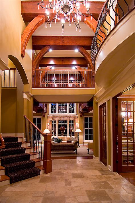 house plans with foyer entrance greenwood springs luxury home plan 013s 0010 house plans and more