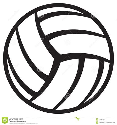 printable volleyball clipart free volleyball clip art pictures clipartix