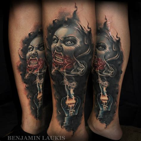 ben tattoo benjamin laukis find the best artists