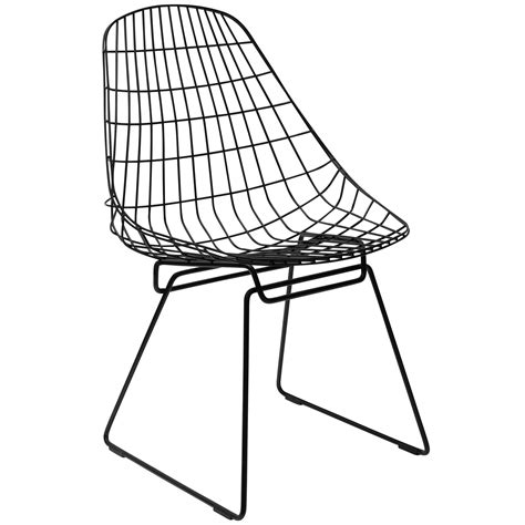draadstaal stoel zwart pastoe sm05 stoel flinders verzendt gratis
