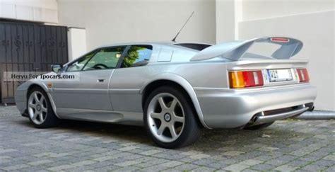 2001 lotus esprit v8 car photo and specs