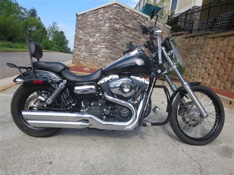 Harley Davidson Fxdwg by Harley Davidson Wide Glide Motorcycles For Sale
