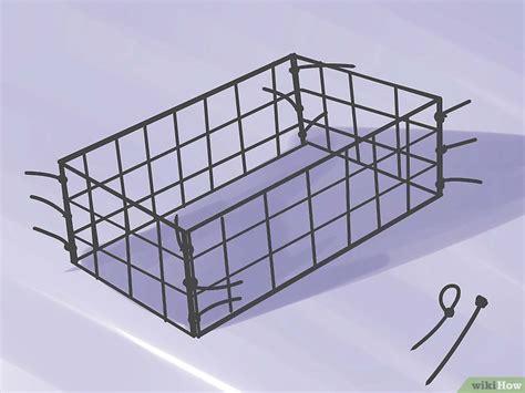 costruire una gabbia come costruire una gabbia per i porcellini d india