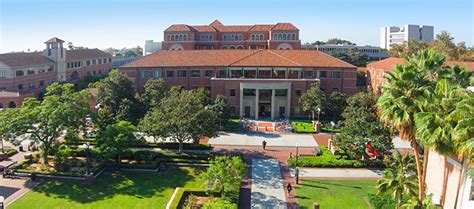 Usc Mba Program Admissions by Ph D Admission Usc Price