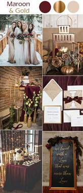 wedding colors for winter the best 10 winter wedding colors to inspire