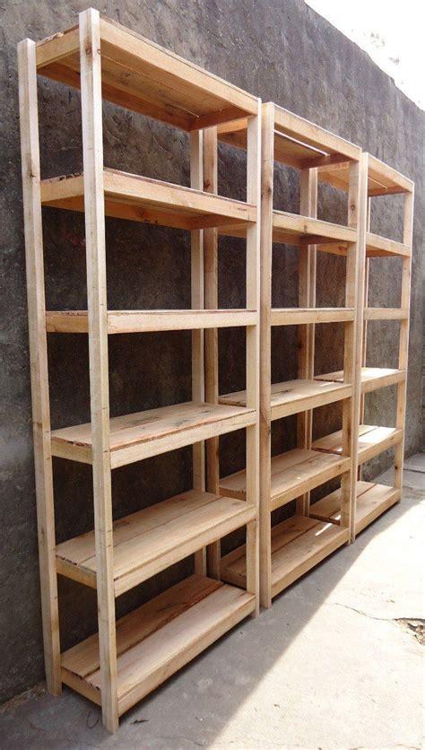 1000 ideas sobre repisas de madera en muebles