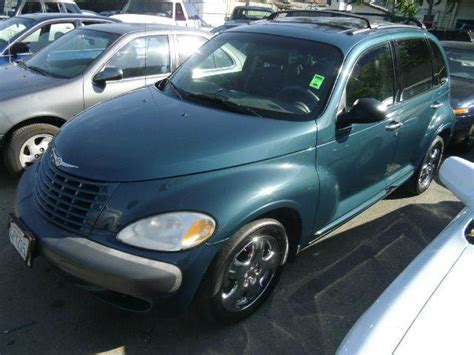 security system 2001 chrysler pt cruiser on board pt cruiser for sale cars and vehicles sacramento recycler com
