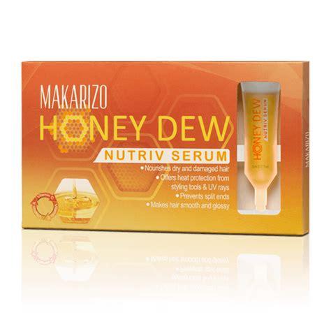 Harga Makarizo Honey Dew Repair Mask honey dew complete makarizo store