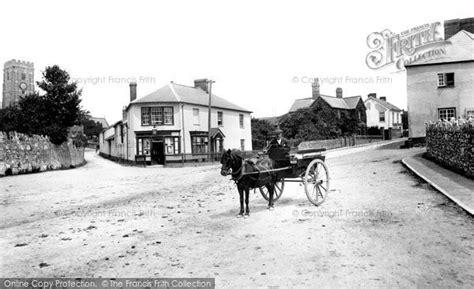 woodbury post office 1906 francis frith