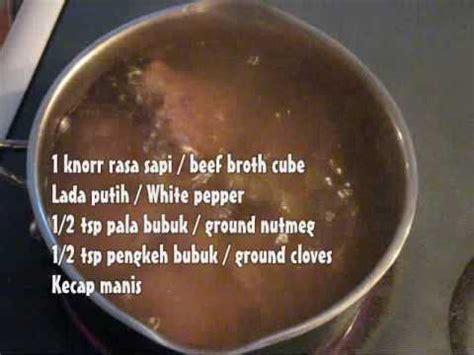 Lidah Sapi Ausi Beef Tongue how to cook bistik tagalog beef pork funnydog tv