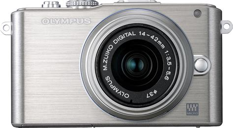 Kamera Mirrorless Olympus Pen Lite E Pl3 olympus pen lite e pl3 photoxels