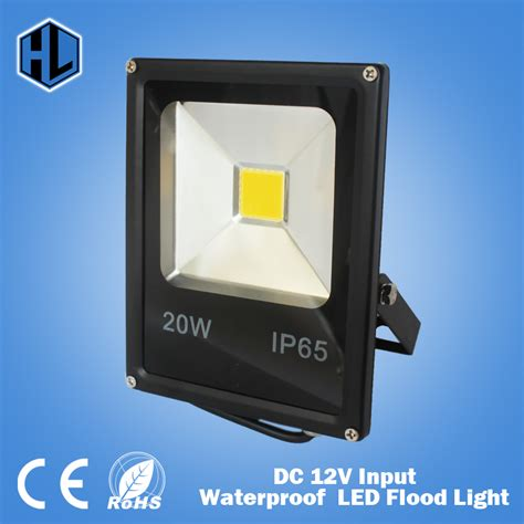 green led flood light 1 pce 10w 20w 30w 50w 100w dc12v waterproof led flood