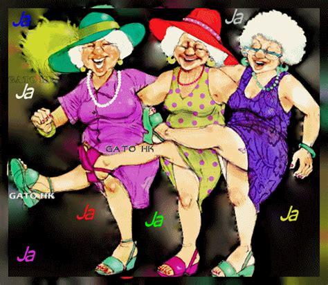 imagenes de viejitas alegres cursimariela imagenes gifs graciosas
