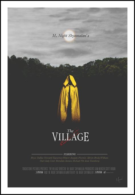 The Village (M. Night Shyamalan) | Movies and Shows ... M Night Shyamalan The Village