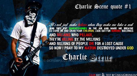 charlie scene quotes quotesgram