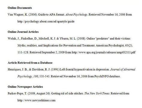 bibliography online apa the oscillation band bibliography of online sources the oscillation band