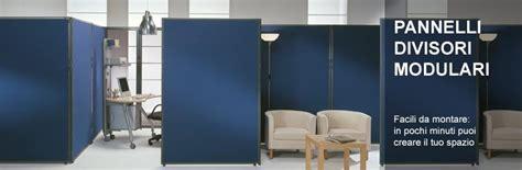 pannelli divisori ufficio arredamento ufficio pareti divisorie per industria