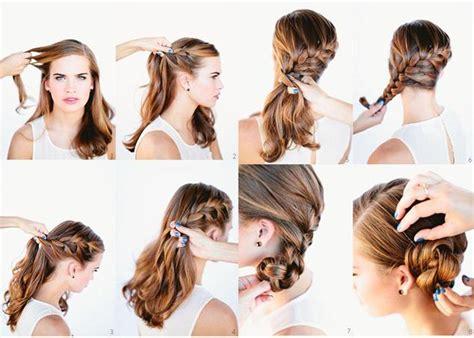 model sanggul modern untuk remaja metropolis style sanggul rambut panjang modern hairstylegalleries com
